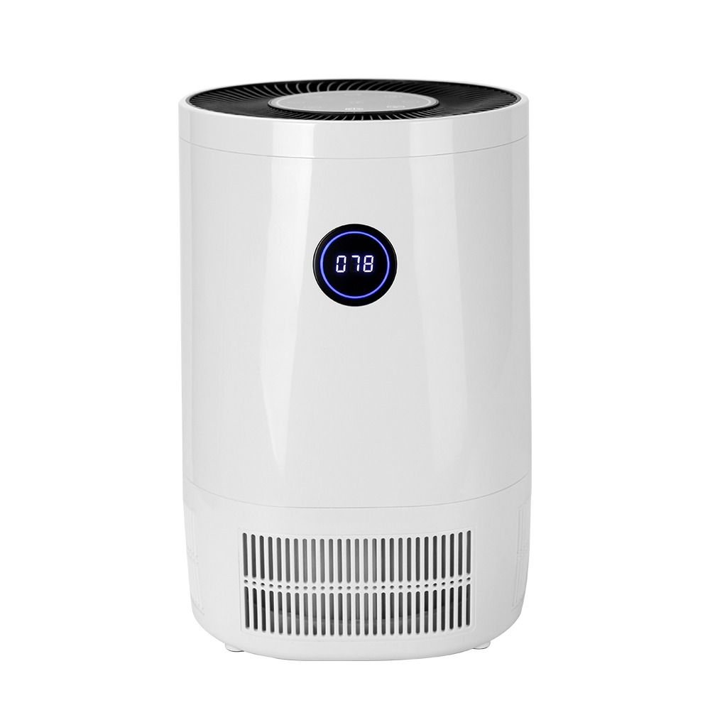 AM-180 Desktop Air Purifier with Multi Function Touch Control Panel and PM2.5 display