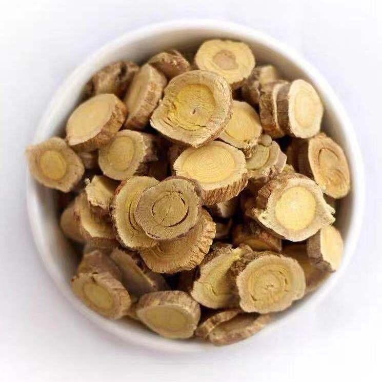 黄芪 野生天然特级无熏硫 切片壳打粉500g/瓶