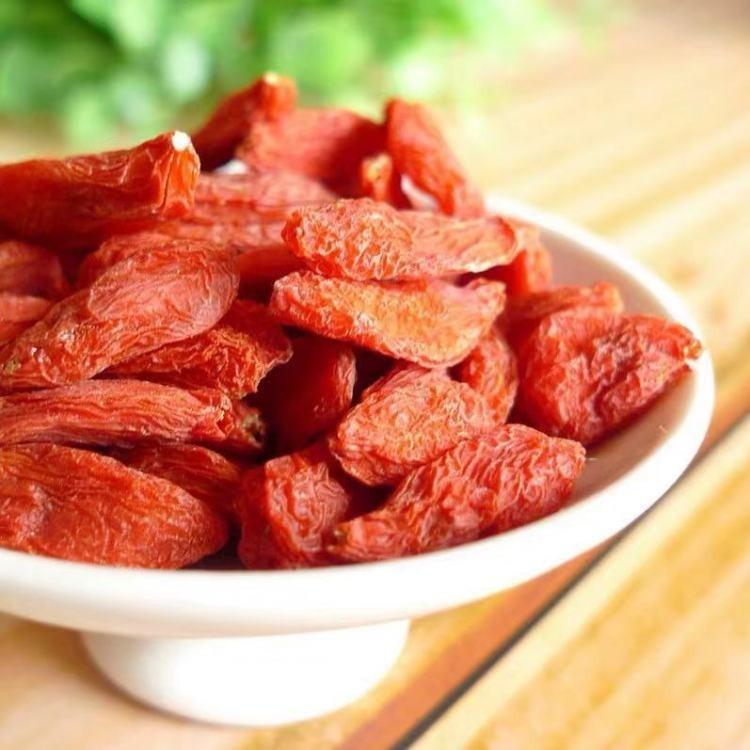 红枸杞 500g宁夏特产 顶级特大皮薄肉厚