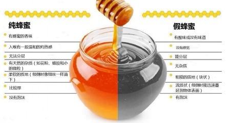 真假蜂蜜的辨别有哪些?假蜂蜜有什么危害?