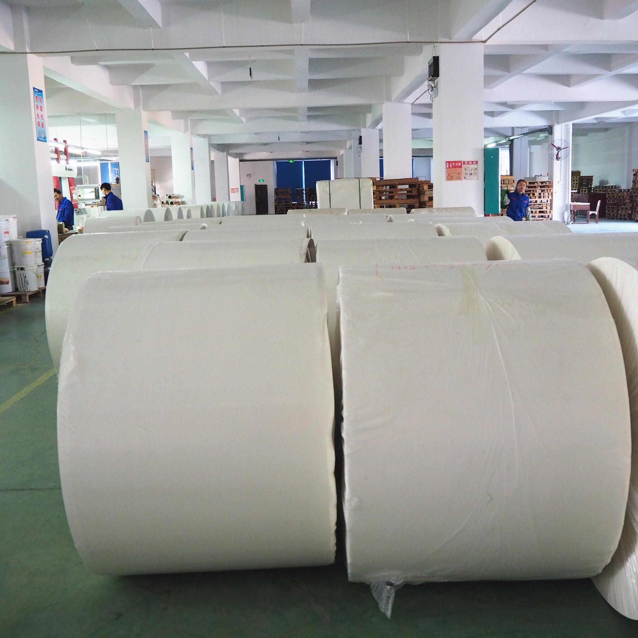 卷筒淋膜紙
