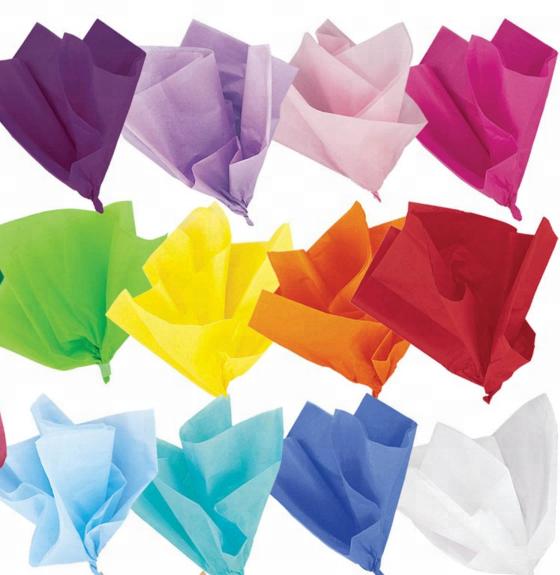 彩色拷貝紙