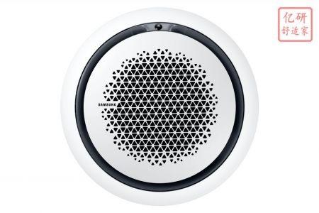亿研舒适家 | 三星中央空调 【10P一拖八】原装进口360+超薄静音风管机【带安装】