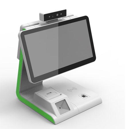 桌面式双屏智能终端-FC02