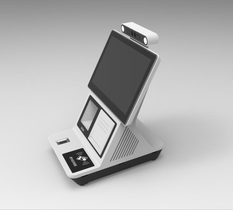 FC03-台式智能访客机
