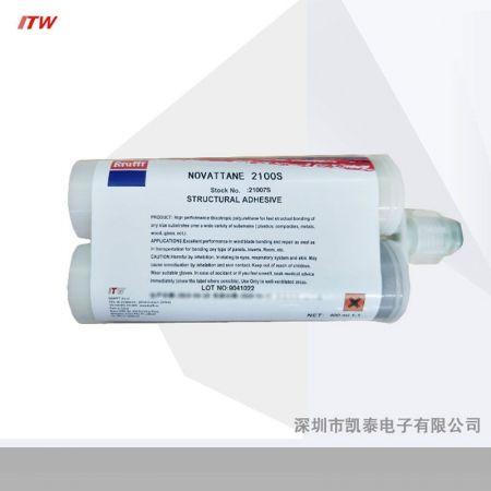 ITW 2100S聚氨酯结构胶21007S酷孚胶黏剂
