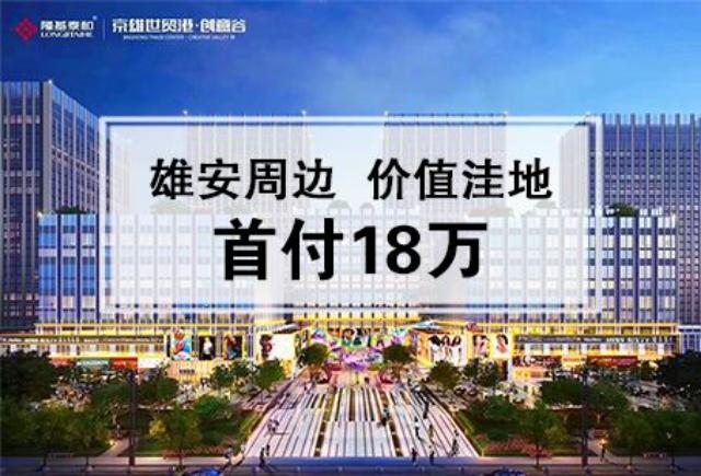 京雄世贸港项目投资可以吗?
