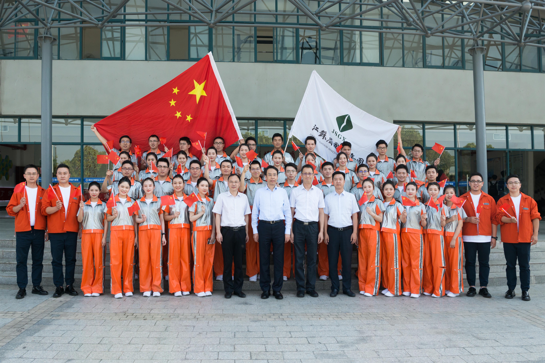 奮斗新中國,禮贊新時代