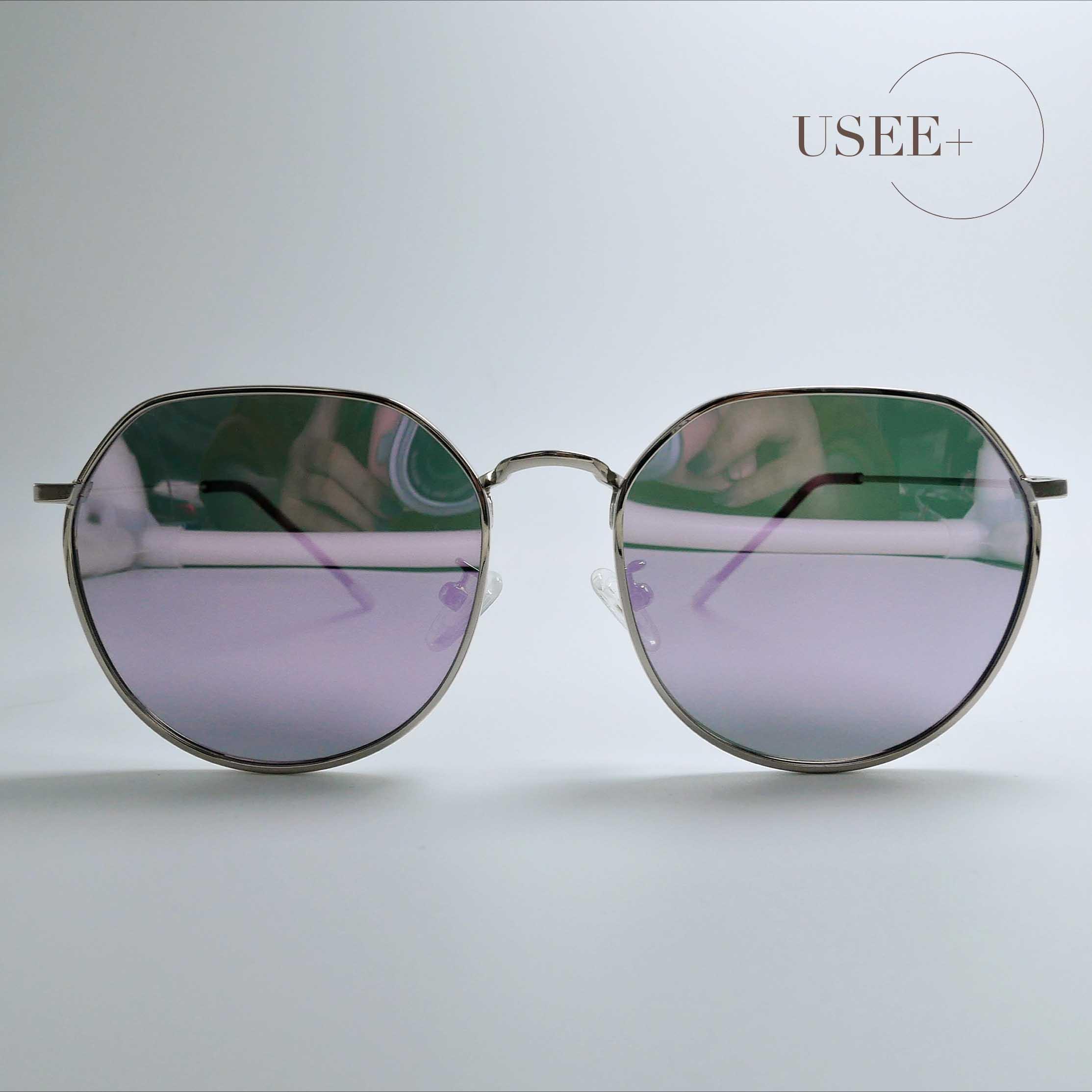 USEE+ 有晰眼镜艺术款高级感百搭墨镜