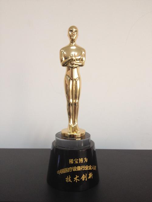 China Medical Equipment Industry Gold Award