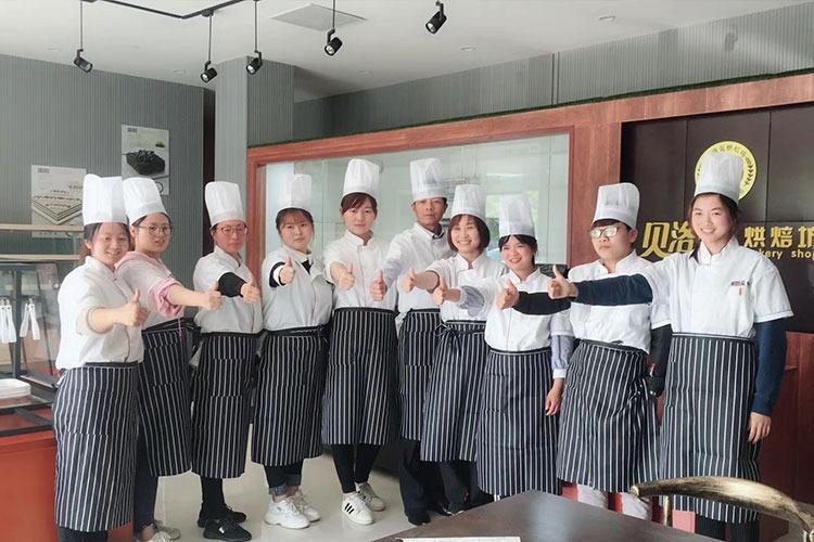 Pastry chef  西点师