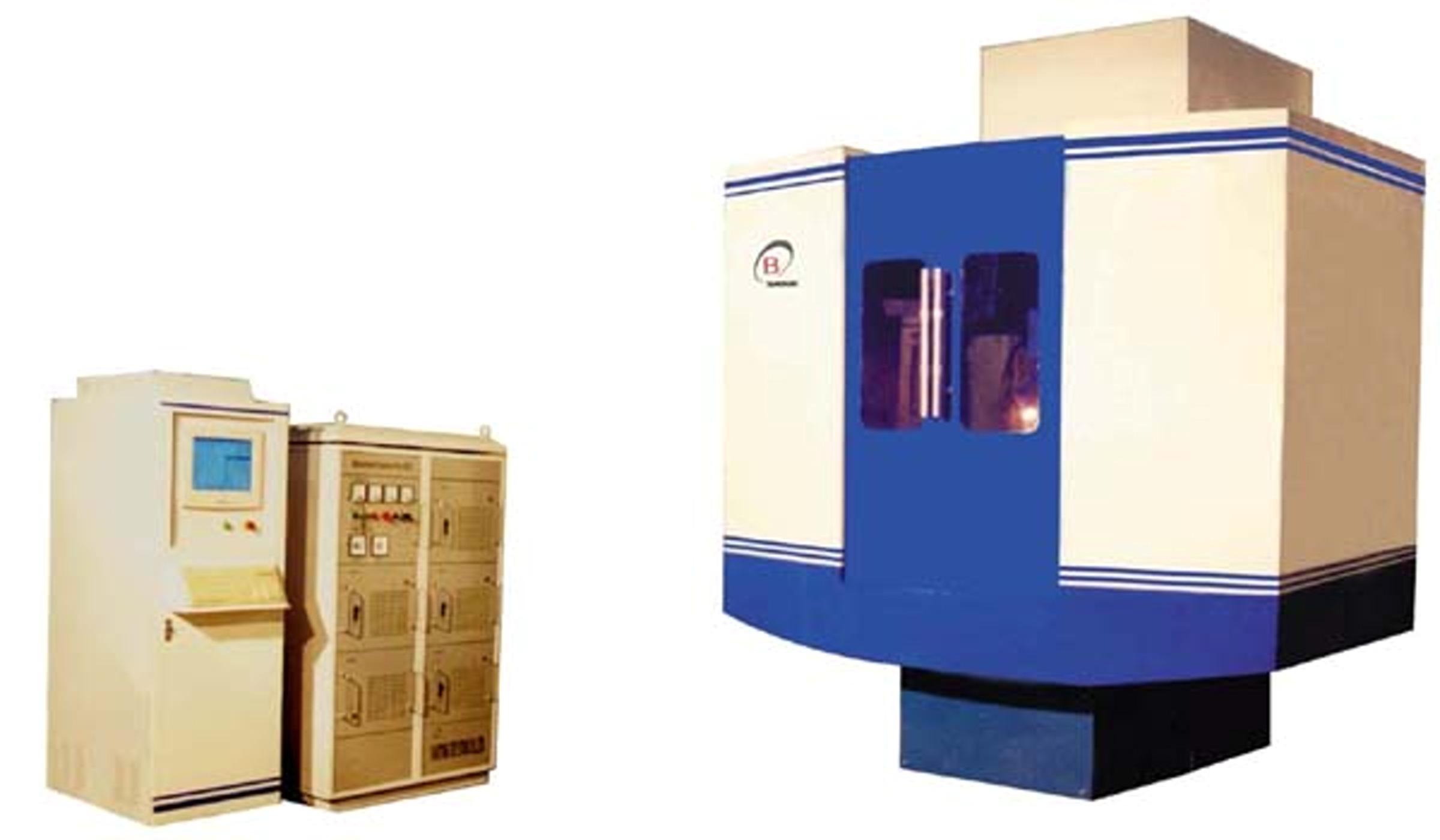 DK97150型三軸數控電熔爆加工機床