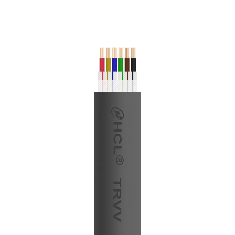 TRVV-600万次拖链电缆线