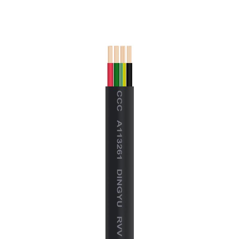 RVV软电缆
