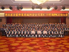 城阳公司8-10考核期PK启动大会