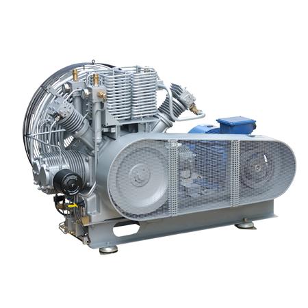 H係列風冷高壓活塞空壓機