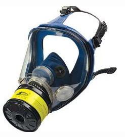 硅胶大视野防毒面具