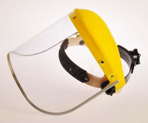 简易式防护面罩