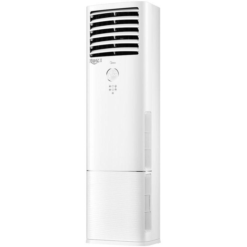 美的 方形柜机空调 KFR-51LW/BP2DN8Y-DA400(3) 裸机标配