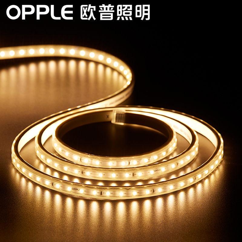 欧普 D01系列LED户外低压灯带 LDD-F01 防护等级IP65 10m 1卷
