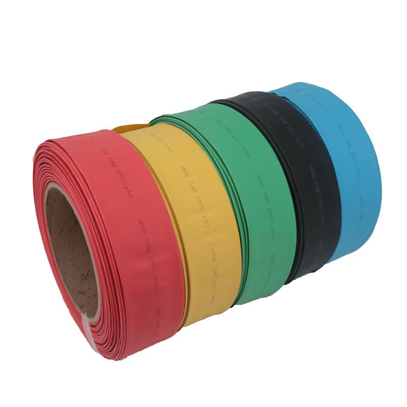 固力发 1kV阻燃热缩母排套管(红),MPG1-120/60,25米/卷