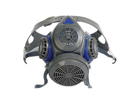 硅胶单罐防尘面具