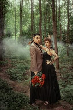 张先生&李女士