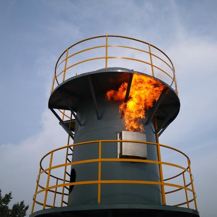 化工装置火灾训练系统配套真火模拟设备