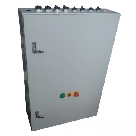 PLC电源控制箱 成套电源供水配电箱 集成控制箱