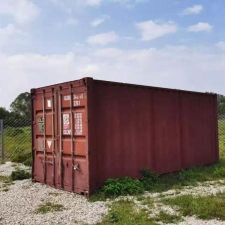 移动式真火训练装备装置集装箱真火模拟训练系统
