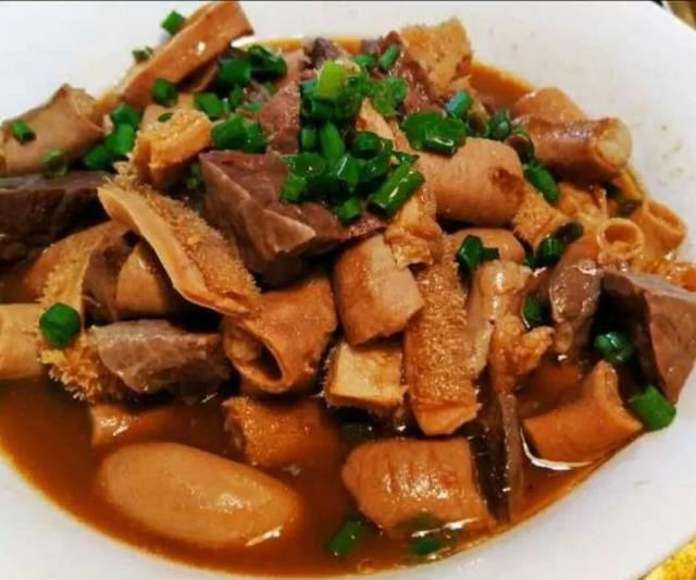 锅仔竹笋牛筋(鲜牛筋0.8斤)