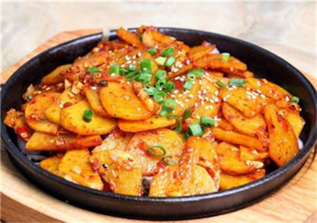 干锅洋芋片(洋芋2斤)