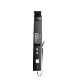 斯瑞斯特(seicurty)新品磁能即热式电热水器淋浴屏集成式热水器花洒一体机家用恒温洗澡淋浴 太空灰8K(0.5-9.5KW变频)