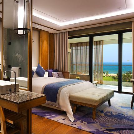 三亚海棠湾洲际酒店2-3晚乐享套餐 早午餐海洋餐厅晚餐