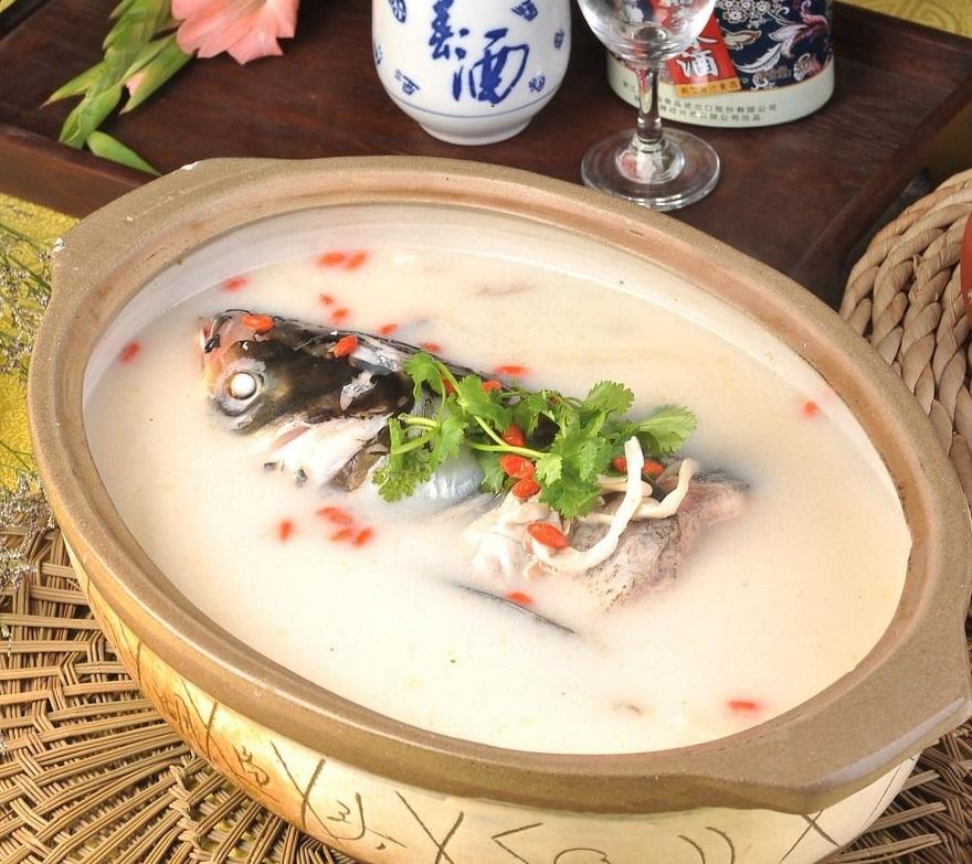 一品鱼头(花鲢鱼头1只,2.5斤左右)