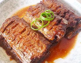葱酥白漂鱼(白漂鱼1斤)