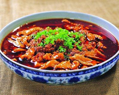 水煮牛柳(秘制牛柳1斤)