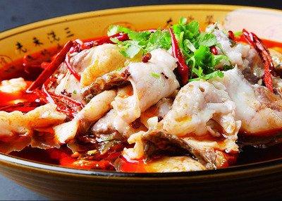 水煮魚(野生鱼按斤计)