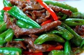 铁板杭椒牛柳(秘制牛柳1斤)