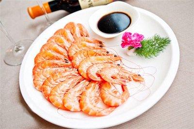 白灼基尾虾(基尾虾1斤)