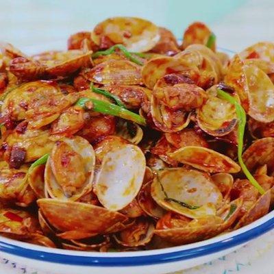 香辣花甲( 花甲1.5斤)