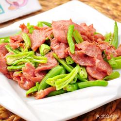 金牌小炒肉(枚子肉0.8斤)