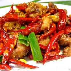 川香辣子鸡(土鸡1.2斤)