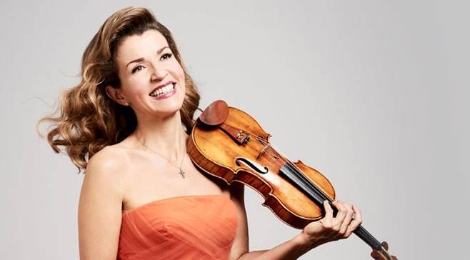 安妮·索菲·穆特古典小提琴