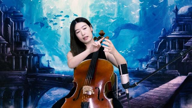 大提琴乐谱