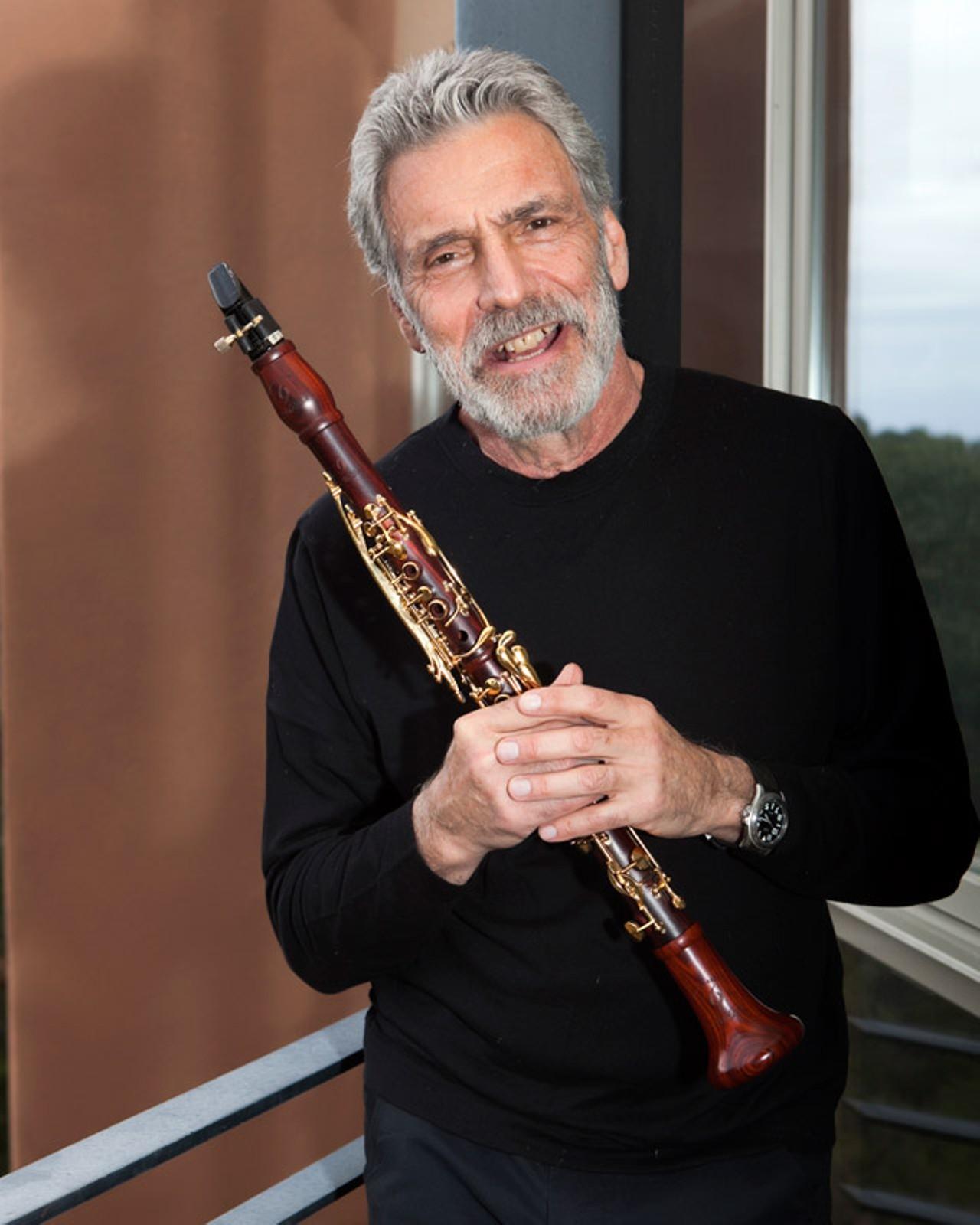 Eddie Daniels单簧管