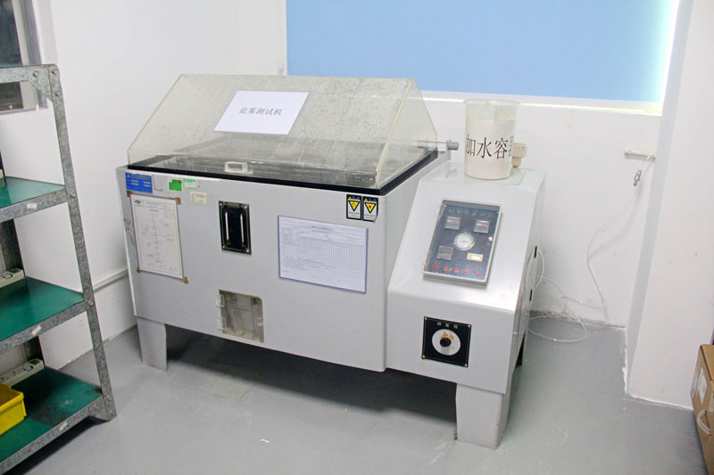 QA Inspection room _ aging room _ salt spray testing machine