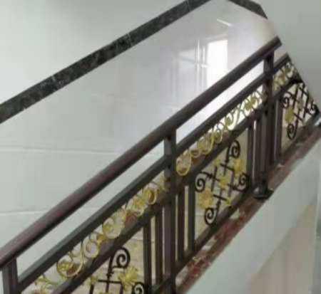 海南海口铝艺扶手专业厂家 包上门安装