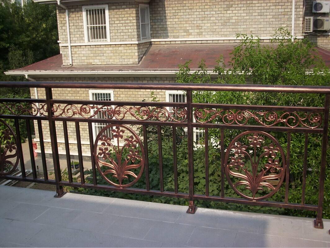 海南铝艺阳台栏杆生产厂家