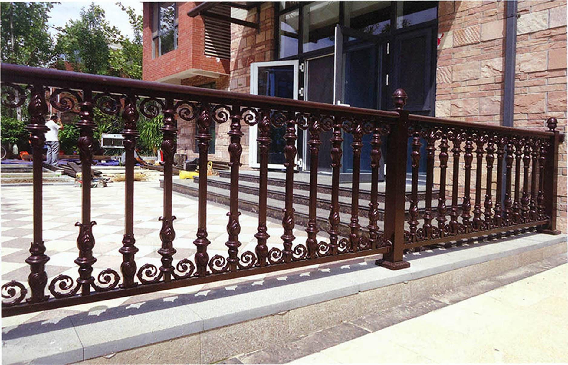 海南海口专业安装销售铝艺围栏